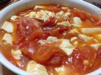 家常菜-蕃茄炒豆腐(全素)
