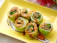 碧玉翠捲~素食年菜