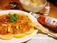 茄汁豆包【亨式蕃茄醬】