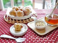 希臘甜甜圈 loukoumades