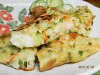 ㄚ曼達的廚房~韓式海鮮煎餅