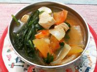 韓式雞胸蔬菜湯