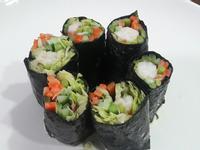 紫菜沙拉蝦捲 宴客菜 年菜 家常菜