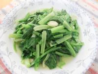 椰子油料理(一) 快炒A菜