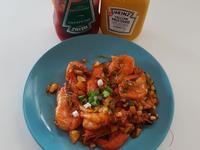 茄汁草蝦/亨氏番茄醬/墨西哥
