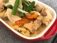 『暖胃湯品』雞腿肉蔬菜亂炖