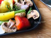 香料烤蔬菜~一次吃到10種蔬菜超健康
