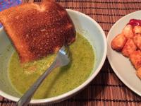巴西里海鮮濃湯《沾麵包吃》
