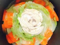 我的美味餐食《雞胸肉千層白菜鍋》