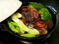 年菜-快速臘味煲仔飯