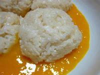 芒果椰汁糯米飯