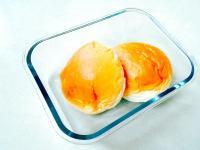 紅豆&布丁餡甜麵包