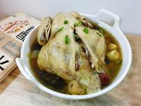 【年菜料理】韓式人蔘雞 燉湯燉粥一次完成