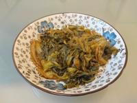 上海烤菜 (長年菜)