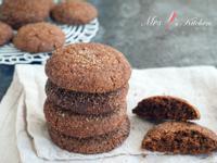 【影片】簡單巧克力餅乾