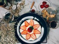 六吋草莓生乳酪蛋糕(免烤箱附影片)