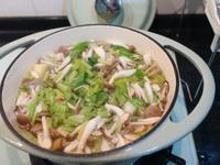輕甜的蔬菜高湯
