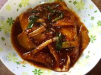 蒜香醬煮虱目魚