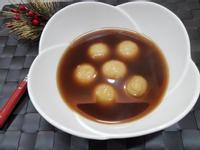 黑糖薑汁芝麻花生湯圓湯 溫暖元宵美食