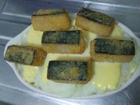 素魚柳芝士焗薯蓉