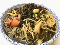 日式煮羊栖菜