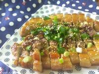 無油料理─乾煎梅香豬排