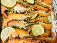 鹽焗泰國蝦