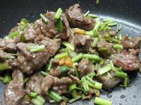 香根炒牛肉 芫荽炒牛肉 家常菜 下酒菜