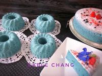 藍天使香草蛋糕🌿