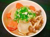 下飯菜! 日式味噌燒蘿蔔