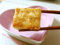 新手料理の香煎豆腐 簡易。家常菜。晚餐