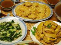 粟米魚柳  Fillets of Fish in Sweetcorn Sauce