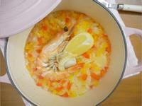 寶寶副食品「西班牙海鮮燉飯」味鮮美 ♪
