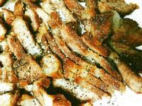 乾煎梅花豬排