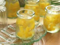 水蜜桃果凍