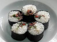 韓式燒肉飯捲 紫菜燒肉飯捲 牛肉飯捲