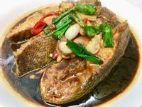香蔥醬油魚