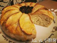 蘋果花麵包