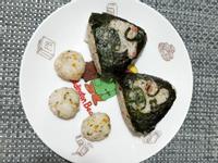 寶寶副食品-迷你飯糰♡(11m)