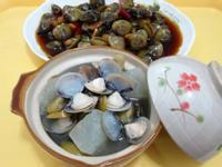 冬瓜蜆雞湯