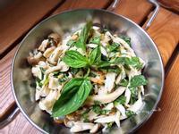 涼拌菇菇(便當菜)