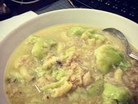 破水餃湯麵