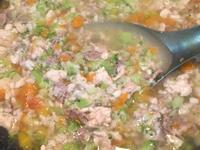 🐶狗狗鮮食—海陸鮮蔬薑黃飯