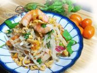 涼拌大頭菜佐海鮮