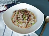紫蘇香芋鹹粥