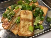 煎味噌豆腐