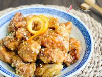 【簡易家常菜】香橙雞塊