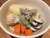 【寶寶食譜】大頭菜軟骨湯麵