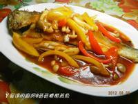 ㄚ曼達的廚房~好菇道菇idea~菇菇糖醋黃魚