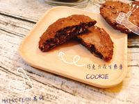 高蛋白巧克力花生燕麥餅乾